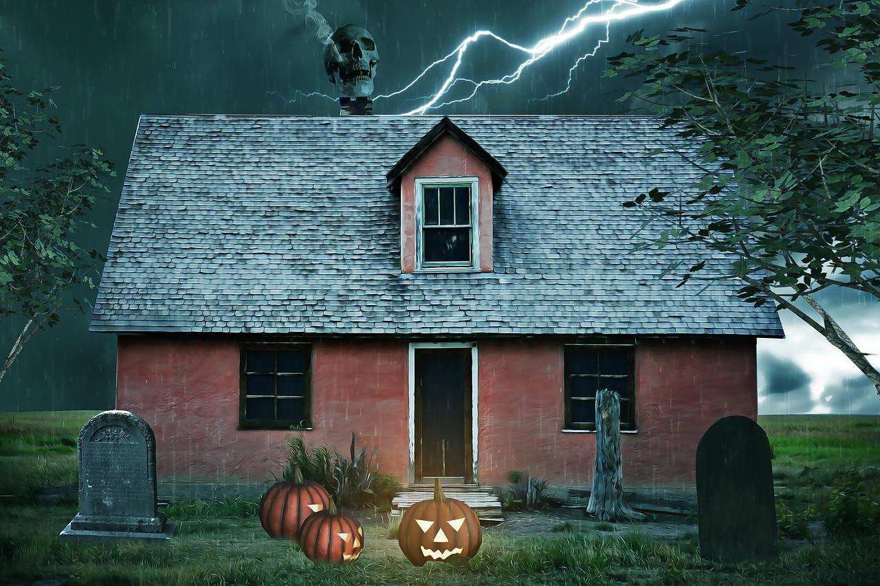 Фотки призраков дома