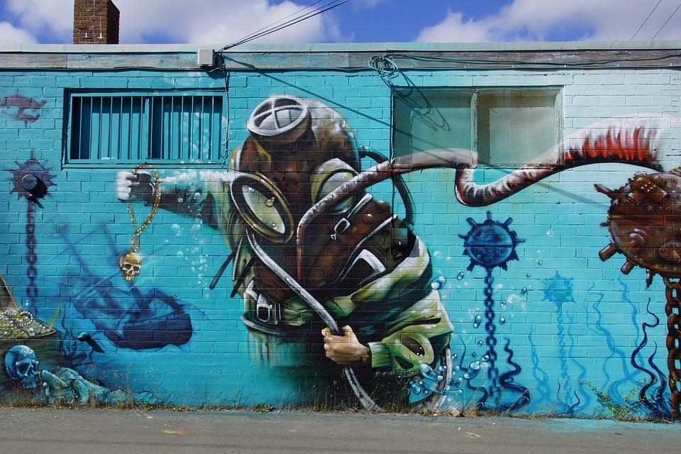 Urban Art Mural Building · Free photo on Pixabay