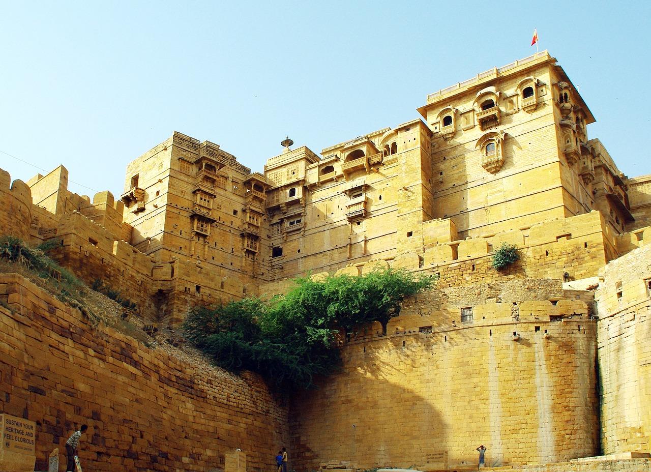india racconto di un miraggio: Jaisalmer