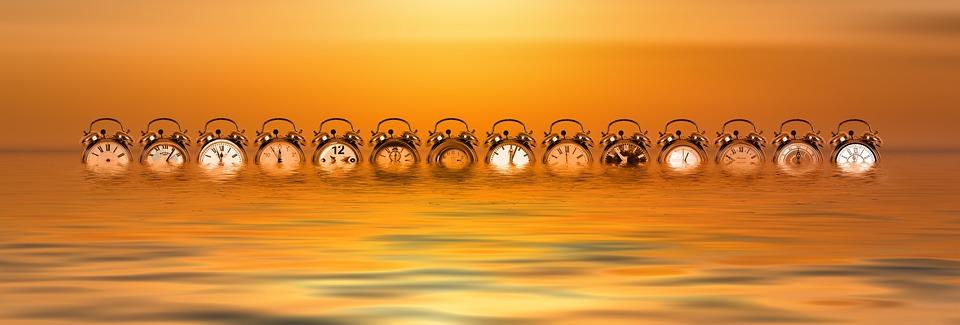 Ραντεβού με ρολόγια νερού