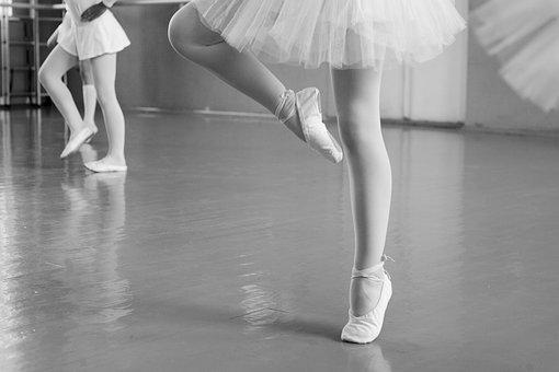 Kids, Ballet, Dance Lesson