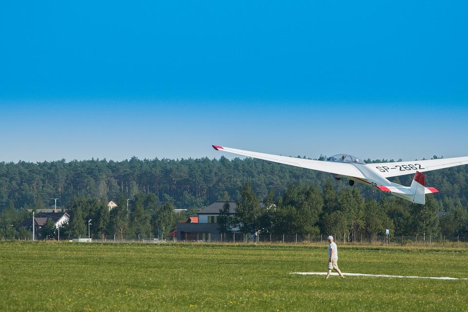Glider Fly Aviation - Free photo on Pixabay