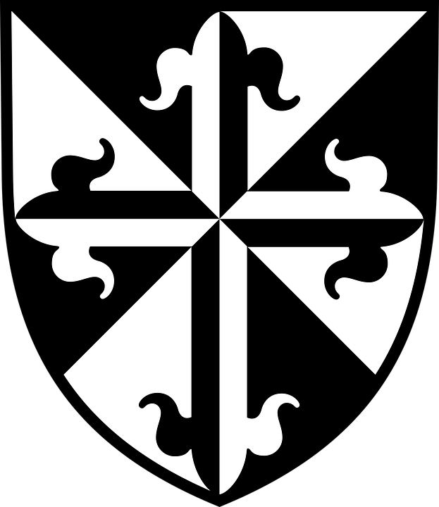 Dominican Order Shield Clip Art Best Clipart For Pro User