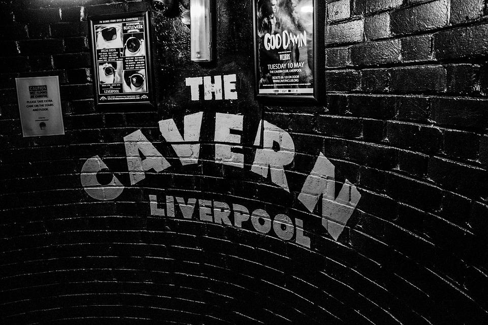 Liverpool, The Beatles, The Cavern, Mersey, Mccartney