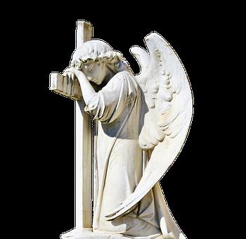Engel, Skulptur, Statue, Engelfigur
