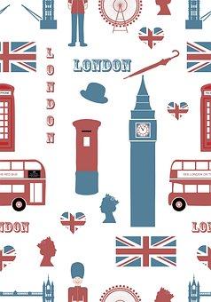 London, Icons, Symbols, Landmark