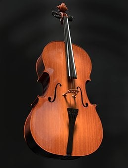 Cello, Strings, Stringed Instrument