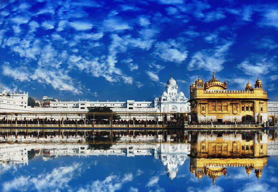 Ấn Độ, Punjab, Amritsar, Sikh, Tôn Giáo, Đạo Sikh