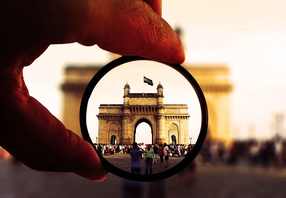 India, Mumbai, Bombay, City, Famous, Tourism
