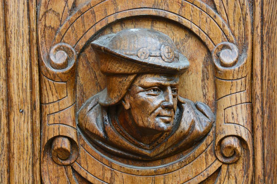 wood carving door carved figurine sculptor former & Wood Carving Door Carved Figurine · Free photo on Pixabay