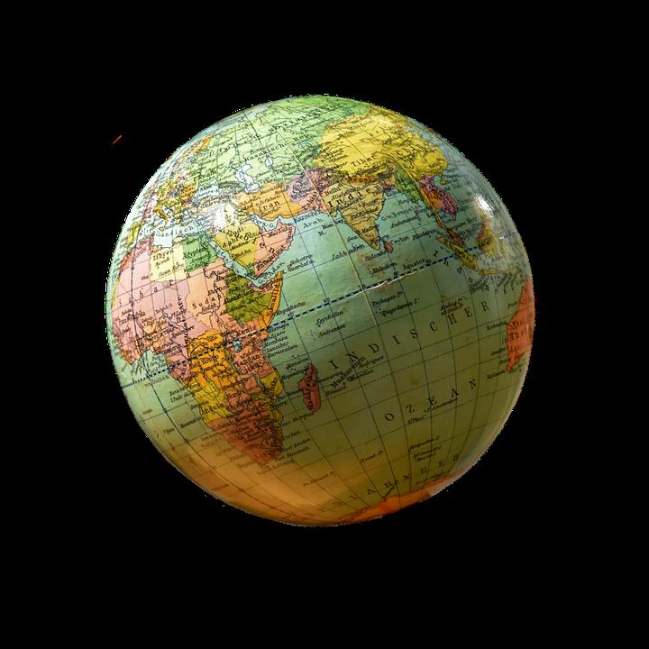 Globus Weltkugel Karte.Weltkugel Globus Erdkugel Kostenloses Foto Auf Pixabay