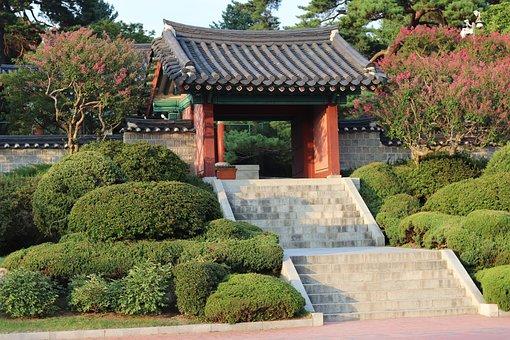 Hanok, Roof Tile, Ohjukheon