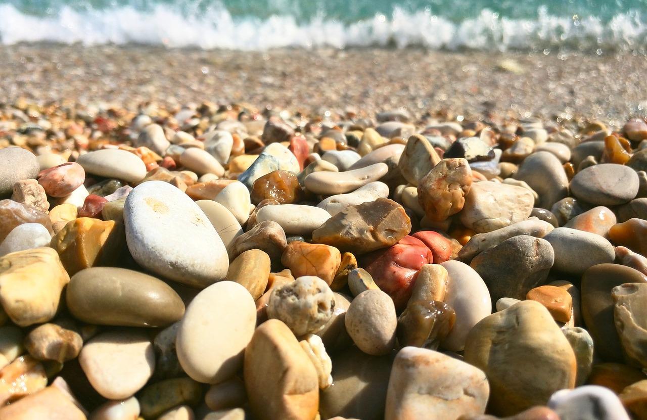 фото морских камушек на море огород выглядел