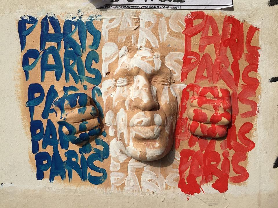 Paris Street Art France Free Photo On Pixabay