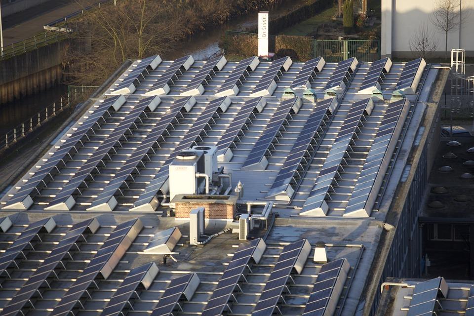 Panneaux Solaires, Énergie, Énergie Verte, Électricité