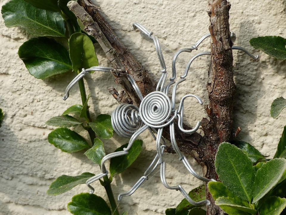 Spinne Kunst Metall · Kostenloses Foto auf Pixabay