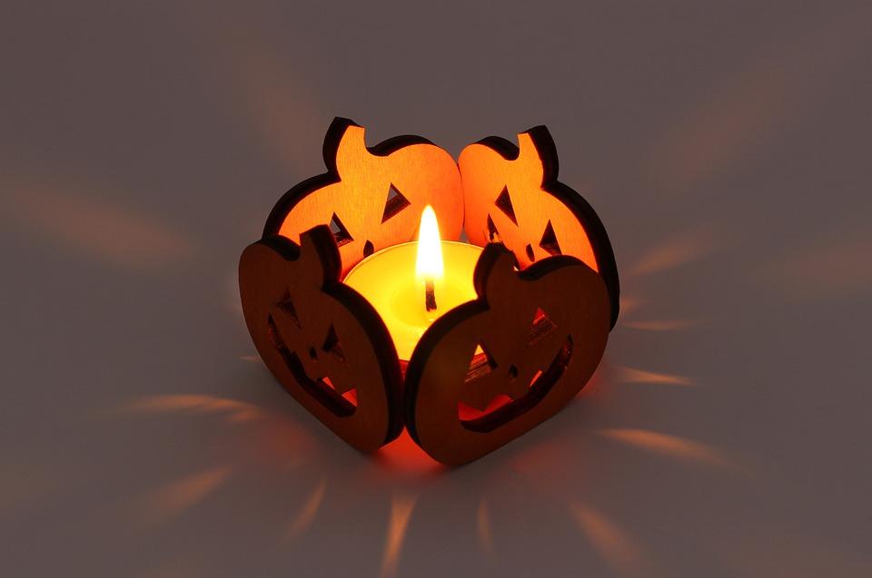 Dekorasi Halloween Labu Foto Gratis Di Pixabay