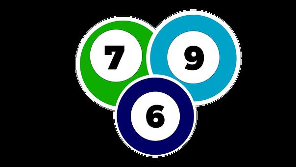 Balls, Lottery, Game, Lotto, Gambling