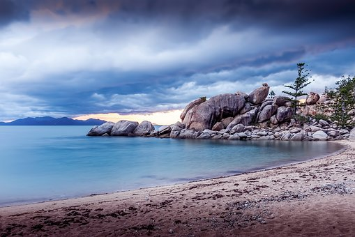 MAGNETIC ISLAND  , NORTH QUEENSLAND