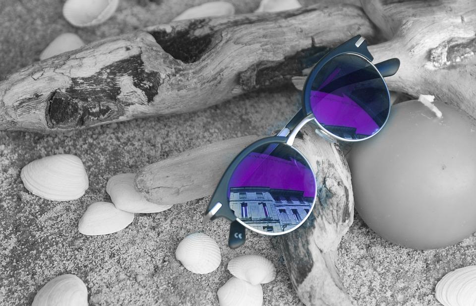 a4197d064440 Solbriller Lilla Refleksion - Gratis foto på Pixabay