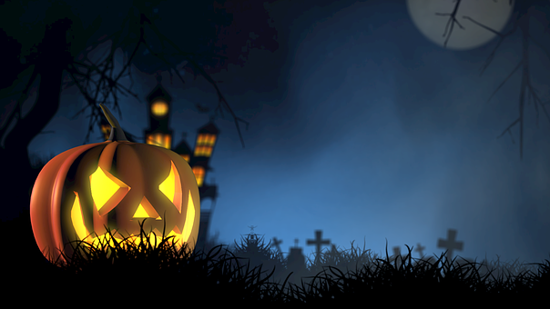 Halloween, Pumpa, Jack O Lantern