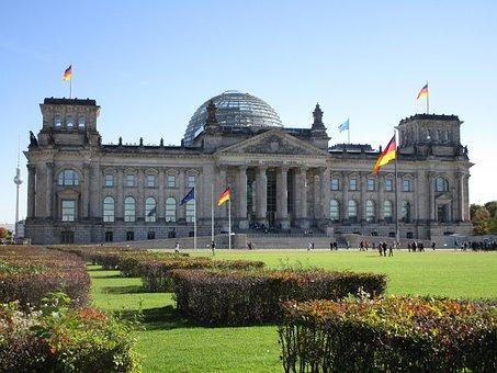 Reichstag Building, Reichstag, Berlin