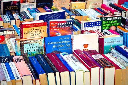 書、書、文学、紙、本の本、机、教育、桑本