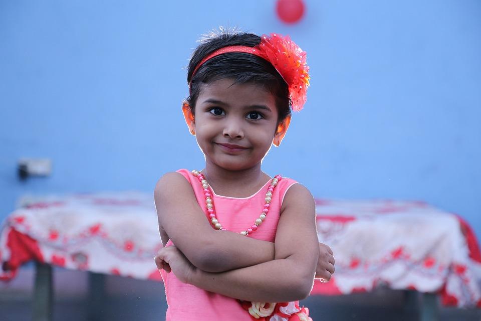 Kids Cute Girl Free Photo On Pixabay