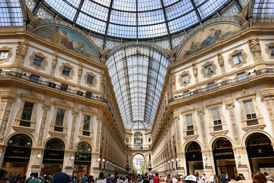 Milan Gallery Expensive Free Photo On Pixabay