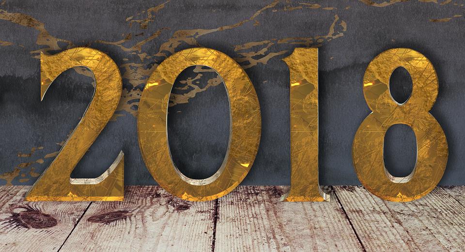 Neujahr 2018 Png