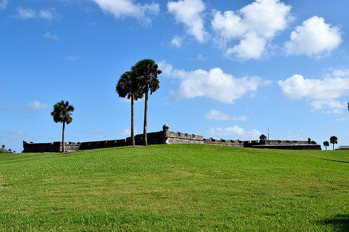 Castle Of San Marcos, Fort, Fortress