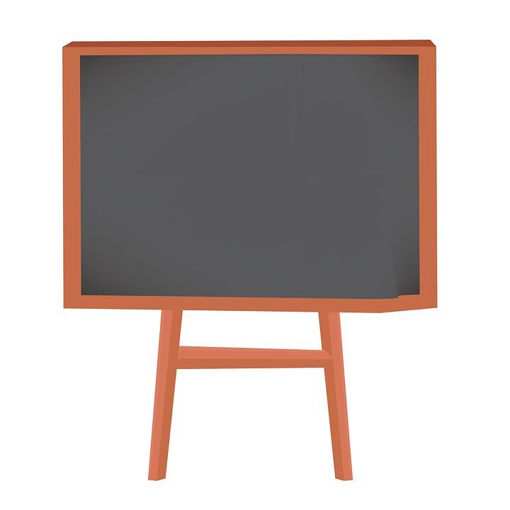 tafel clipart schwarz wei. Black Bedroom Furniture Sets. Home Design Ideas