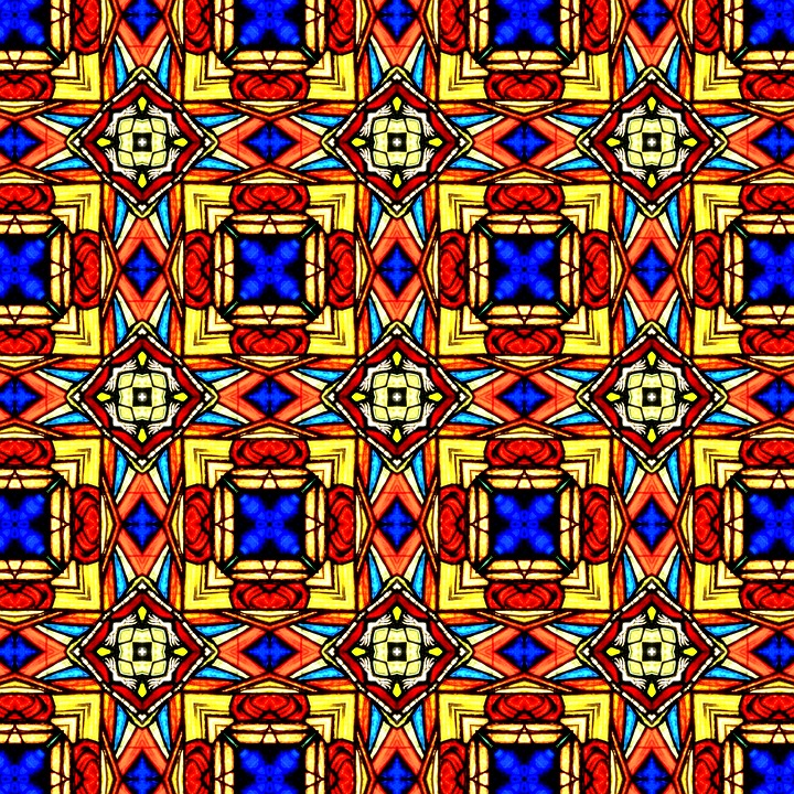 Stained Glass Pattern Texture · Free Image On Pixabay