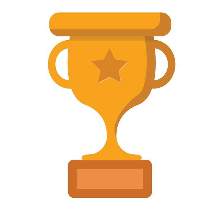 Clipart Books Trophy - Awards Trophy Png Transparent Png (#816009) -  PinClipart
