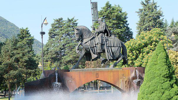 Sculpture, Knights Templar