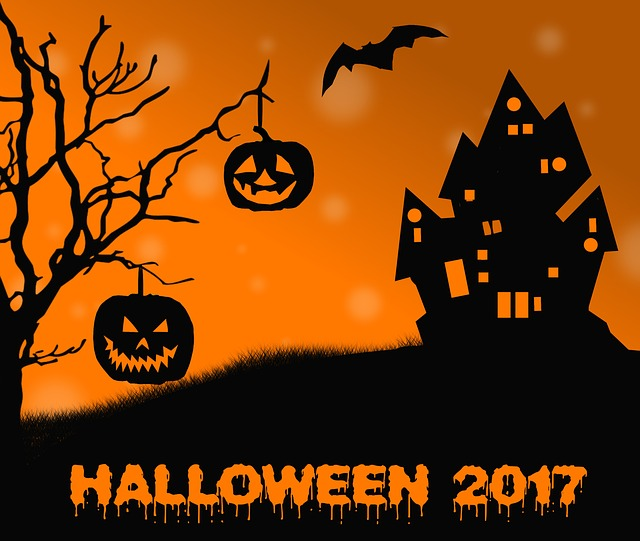 Halloween illustration graphics free image on pixabay - Image d halloween gratuite ...