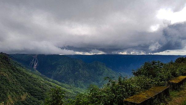 Shillong, Cloud, Ipdc