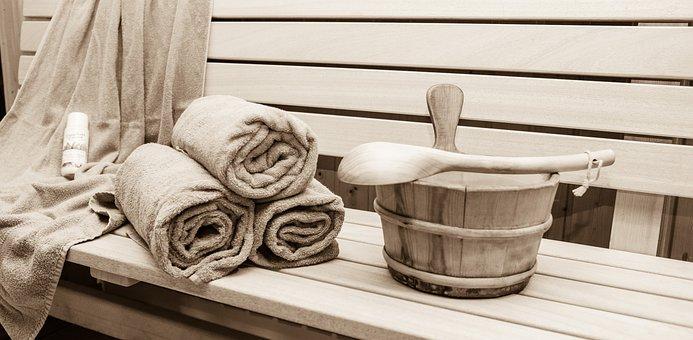 Sauna, Relax, Bagno Di Sudore