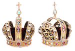 royal crown, imperial, history