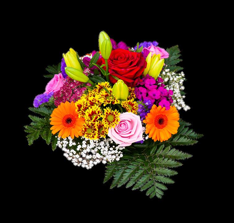 spesso Foto gratis: Fiori, Mazzo, Bouquet Di Compleanno - Immagine gratis  JG81