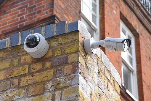 Cctv, Camera, Security, Surveillance