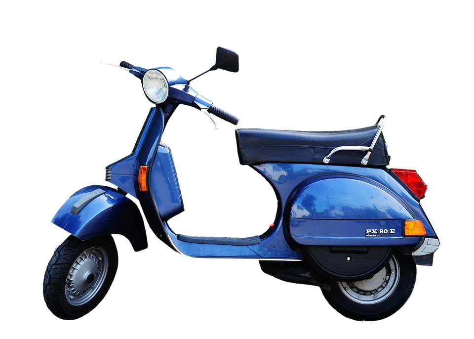 Vespa Piaggio Roller Motor · Free photo on Pixabay