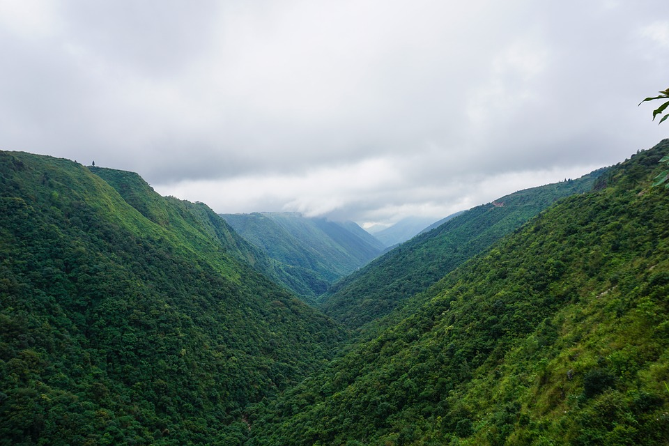 Shillong is one of the best places to visit in Meghalaya