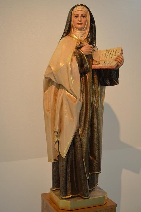Teresa Of Avila, Mystic, Espanja, Uskonto, Avila, Nunna