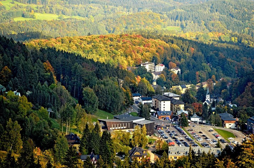 Czech Republic Janskie Baths Free photo on Pixabay