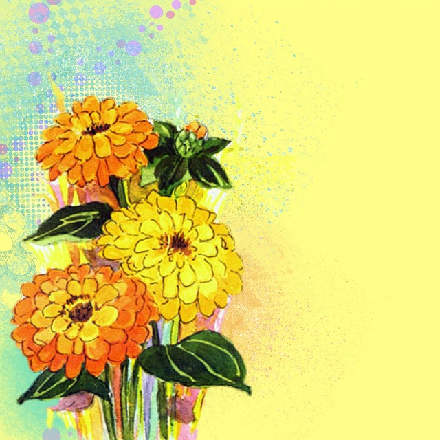 Background Flowers Yellow · Free Image On Pixabay