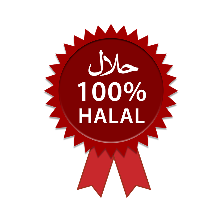 Halal, Halalteken, 100 Halal