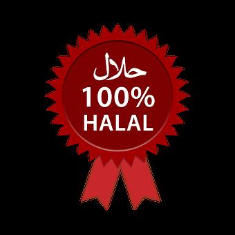 Halal, Halalteken, 100 Halal, Halal