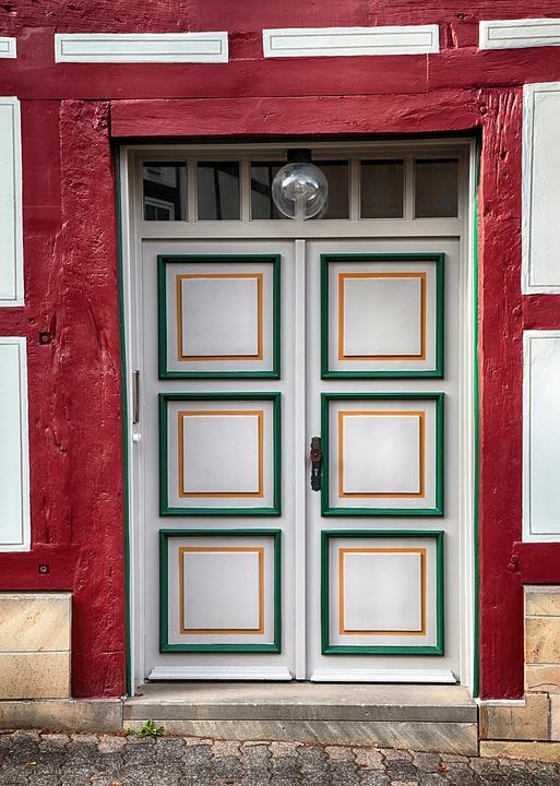 Super Haustür Holz Alt - Kostenloses Foto auf Pixabay PI95