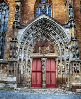 Portal Church Input Door